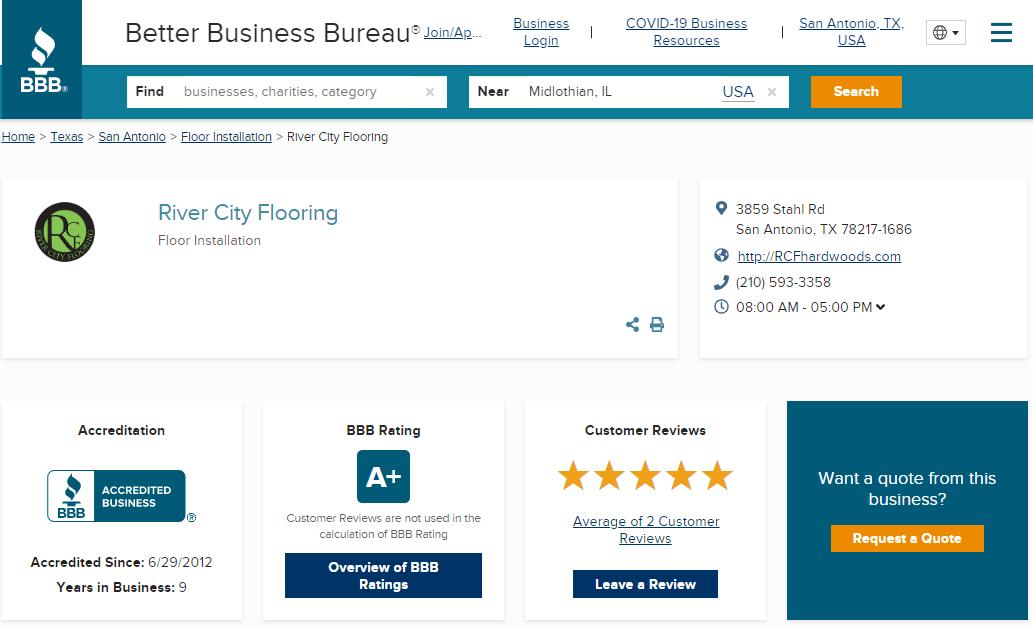 Blog River City Flooring